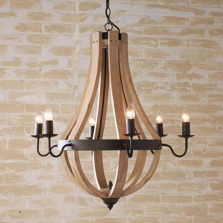 25 best ideas about wooden chandelier on pinterest for Wood dining room chandeliers