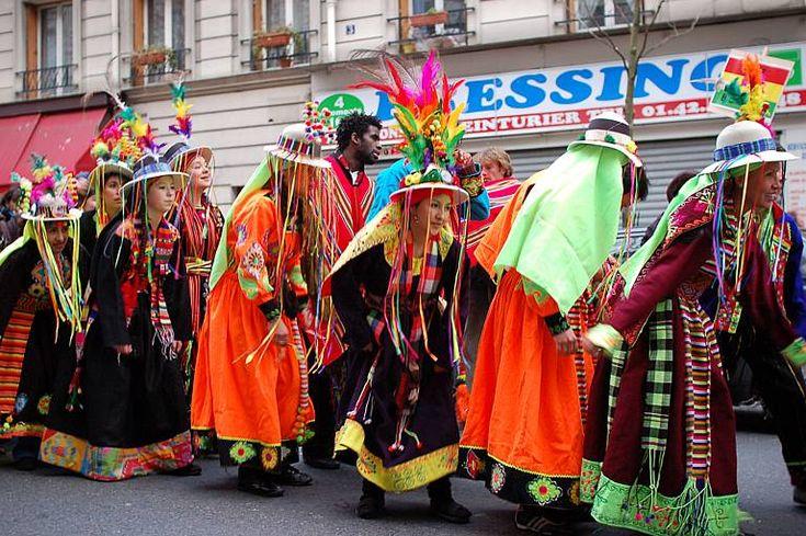 Carnaval en france