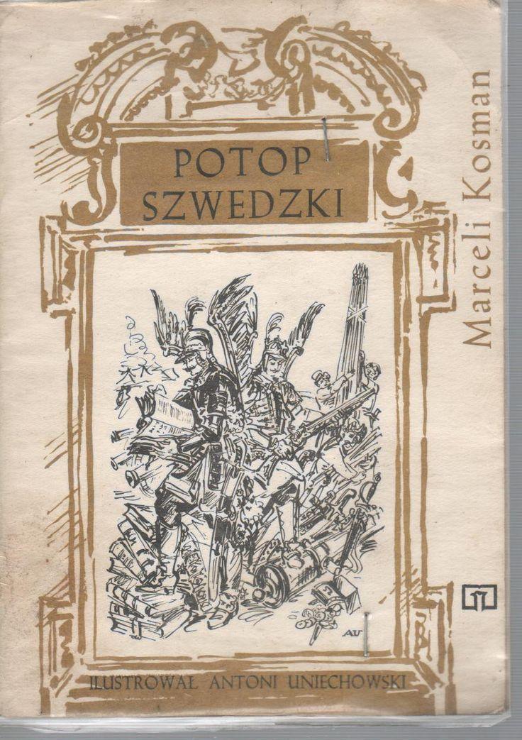 """""""Potop szwedzki"""" Marceli Kosman - w.bibliotece.pl"""