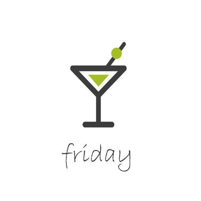 Viernes por la tarde #friday #icons #icon #iconaday #design #visforvector #graphicdesign #web #webdesign #dribble #daily #vector #illustration #graphicroozane #vintage #bestvector #dribbblers #water by lilianamartinezj
