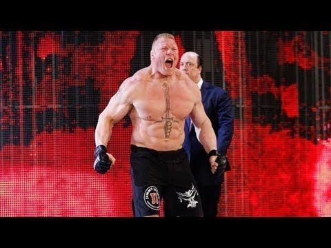 WWE RAW TOP 10 |Is brock lesnar still worth the money?