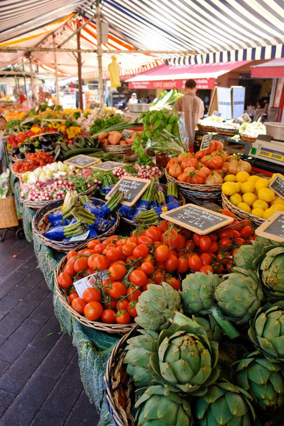 French Market-