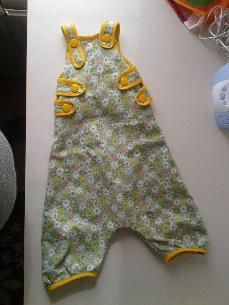 Baby zomerpakje maat 62