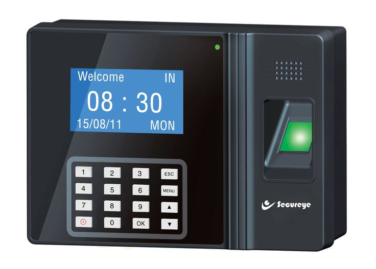 Secureye Stand-alone IP-based T&A Biometric Machine, S-B100CB, does not require any installation-oriented arrangement. A simple link with Ethernet port or through Internet and it is on.With a 2.4-inch Blue Display Screen, this feature-packed device has 600 suitable and rugged DPI optical sensors, carved in with the Auto Adapt Technology, which react to the oily, wet or even scratched fingers in a split-second.