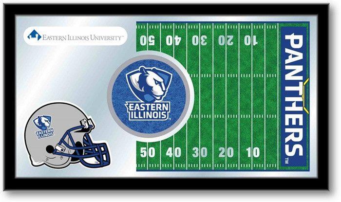 Eastern Illinois Panthers Football Team Sports Mirror