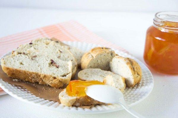 La receta de pan casero más rápida y rica