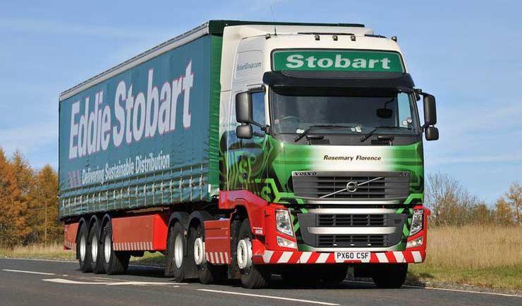 Drive a Stobart truck
