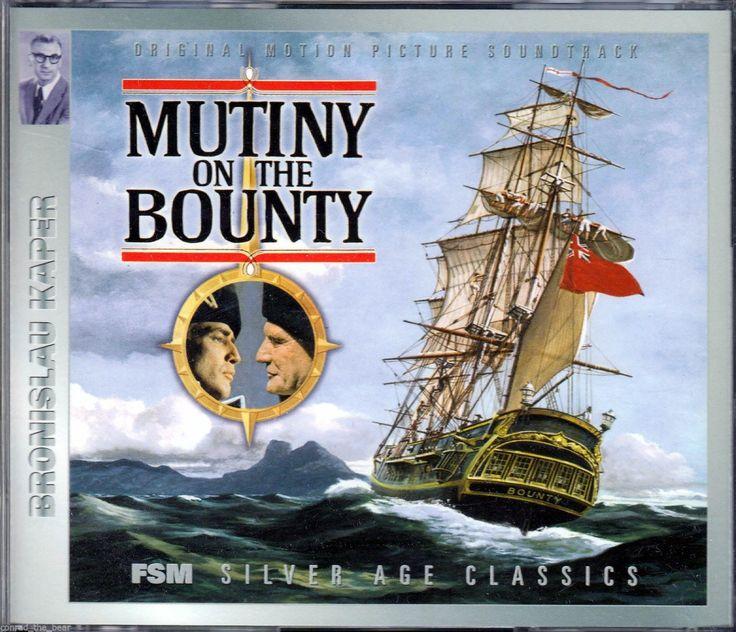 Mutiny on the Bounty Silver Age Classics CD