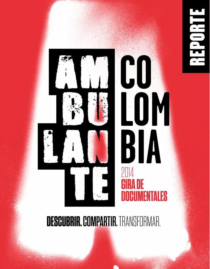 Reporte de Ambulantecol 2014