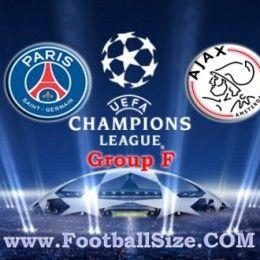 Agen Bola : Paris Saint-Germain Menjamu Ajax Amsterdam Lanjutan Liga Champions Grup F