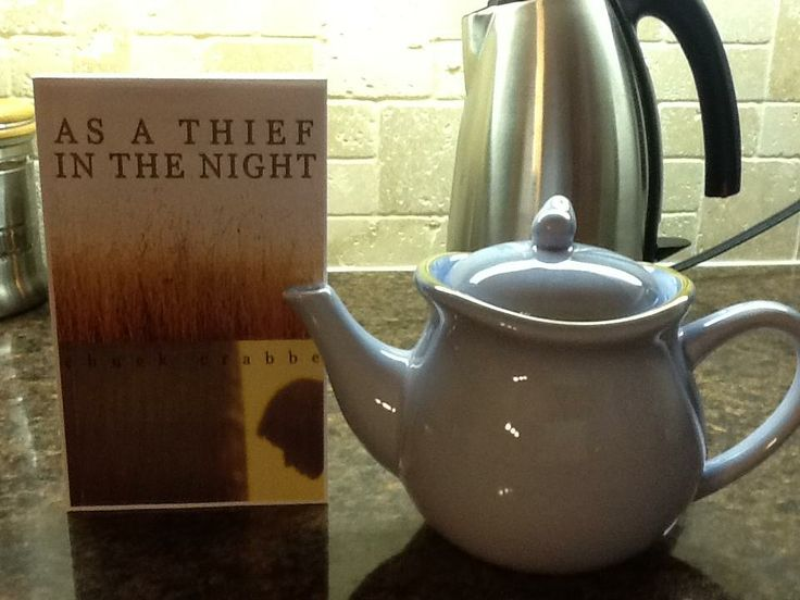 "Thank you, Diana Tenuta, for sharing this photo and caption!  ""My copy of As a Thief in the Night just arrived. Great timing, just before the March Break!""  Learn more about AS A THIEF IN THE NIGHT by Chuck Crabbe at http://www.open-bks.com/library/moderns/as-a-thief-in-the-night/about-book.html"