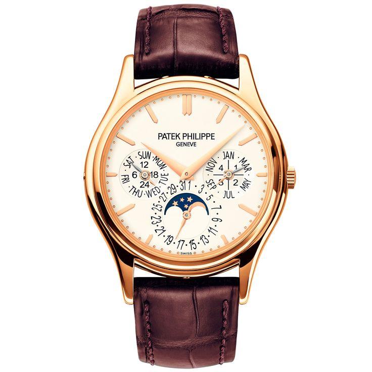 Gentleman's Club. Patek Phillippe watch