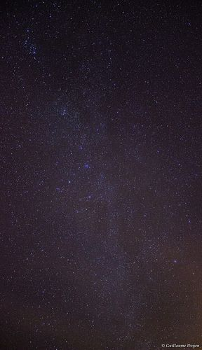 Slice of the Milky Way near from Auriga Constellation | by Astro☆GuiGeek