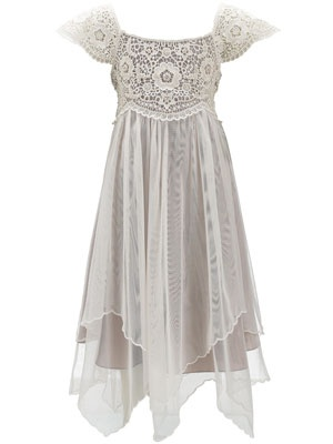 Cordelia Pearl Beaded Lace Dress....for dreamy ethereal daughters like mine