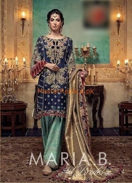 896395f0f1 Check Out MARIA B Luxury Embroidered Linen Collection Replica 2018 at  Master Replica Pakistan Call/WhatsApp: +923322622227 #pakiclothing ...