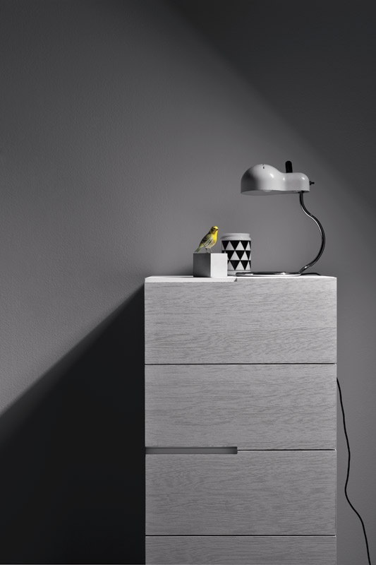 Pianca - handle detail