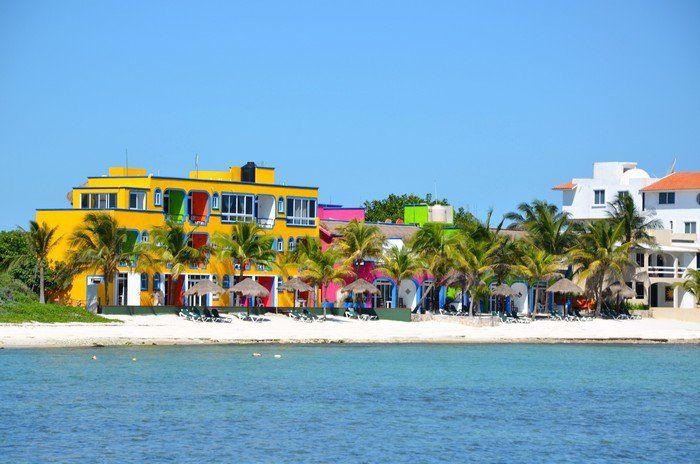 Del Sol, Vista del Mar Akumal hotel, Half Moon Bay, Riviera Maya