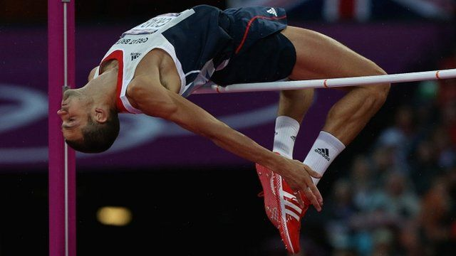 Robbie Grabarz won bronze in the London 2012 men's high jump final to help Great Britain overhaul the Olympic medal total set at Beijing 2008.  Grabarz, 24, cleared 2.29m to claim third place and Britain's 48th medal of the Games.