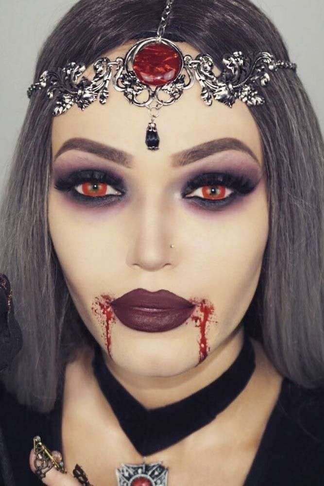 Is vampire makeup kinda your thing? Have you been waiting the whole year to… - http://makeupaccesory.com/is-vampire-makeup-kinda-your-thing-have-you-been-waiting-the-whole-year-to-9/