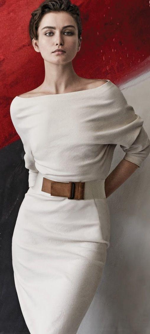 Donna Karan S/S 2015                                                                                                                                                                                 More