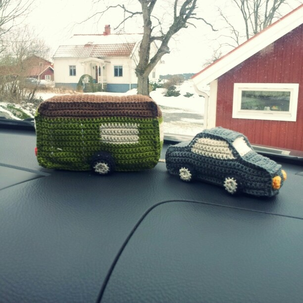 Caravan Knitting Pattern : 17 Best images about amigurumi vehicles on Pinterest Planes, Helicopters an...