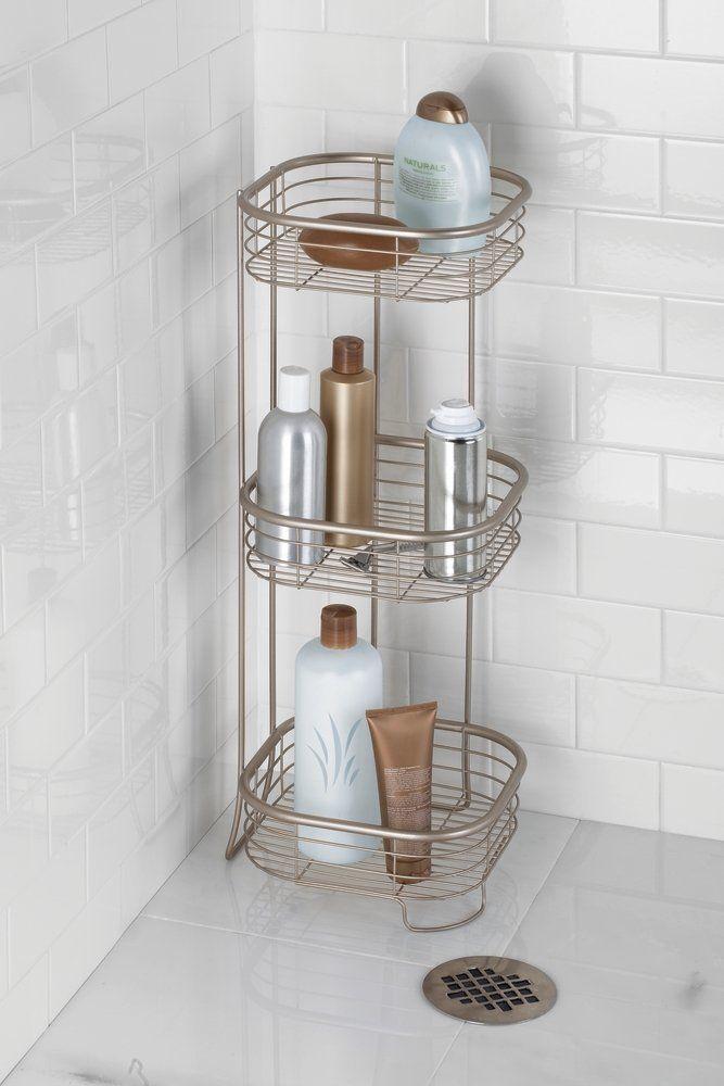 M s de 1000 ideas sobre estantes de ducha en pinterest - Estante para ducha ...