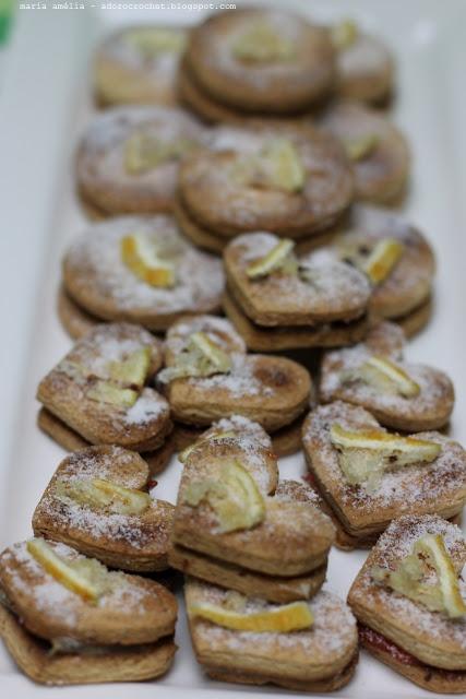 Biscoitos de limão siciliano #receitas #recipes