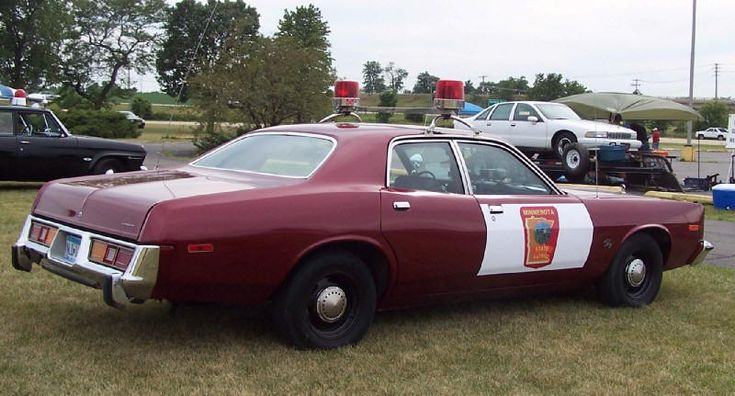 1978 dodge monaco  | Plymouth Fury 1978 Minnesota Highway Patrol Service Police car
