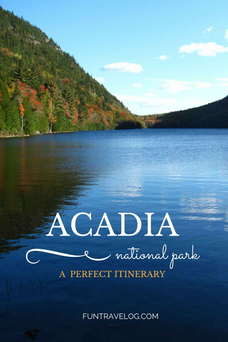 Long weekend trip ideas from #Boston http://www.funtravelog.com/acadia-national-park