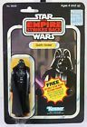 Vintage 1980 Kenner Star Wars ESB Darth Vader Action Figure 21-G Back MOC