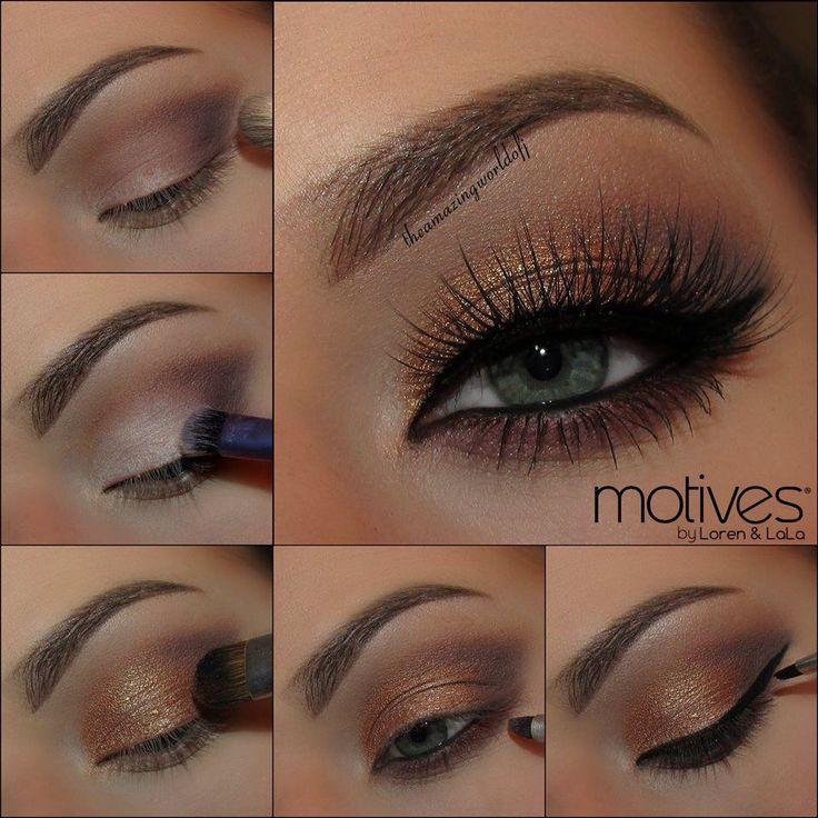 Pretty eyeshadows