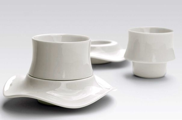 Dervish Coffee Cup