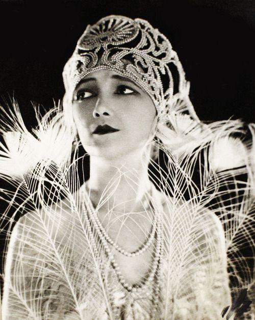 Jetta Goudal actriz del cine mudo de los años 20
