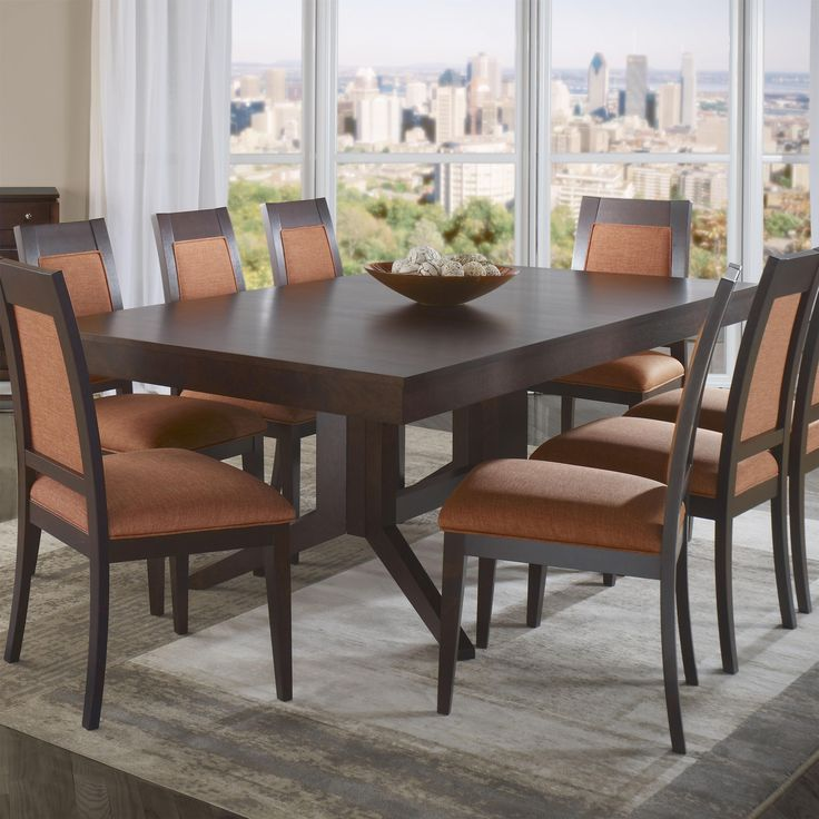 25 Best Canadel Furniture Images On Pinterest | Dining Rooms, Dinette Sets  And Dining Table