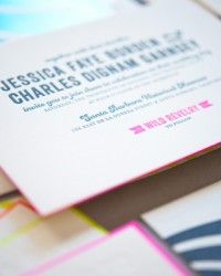 Wedding Save the Date Ideas | Oh So Beautiful Paper