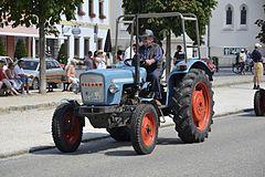 Oldtimerumzug Aidenbach 2013-08-18 - Eicher 2.JPG