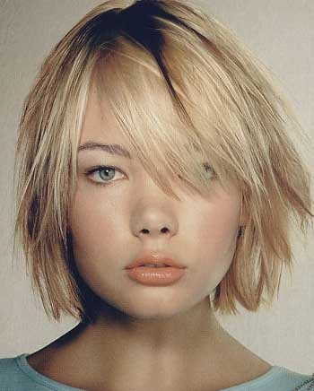 Short bob hair styles photos. Bob haircut 163 of 200. Love the piecy and texturized look!!!!