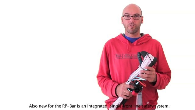 Accessories designer Jordi Modolell introduces the 2013 RP and GP bars from BEST.
