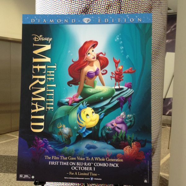 Q &A with THE LITTLE MERMAID Writers/Directors, John Musker and Ron Clements #littlemermaidevent