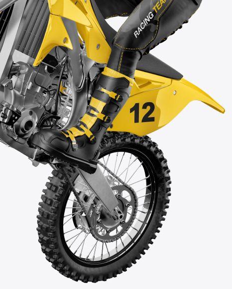 Download Motocross Racing Kit Mockup | Use this mockup for ...