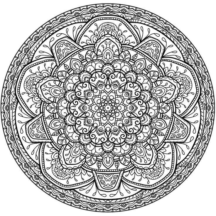 Mandala 748, Circles Mandala 5 by WelshPixie on DeviantArt