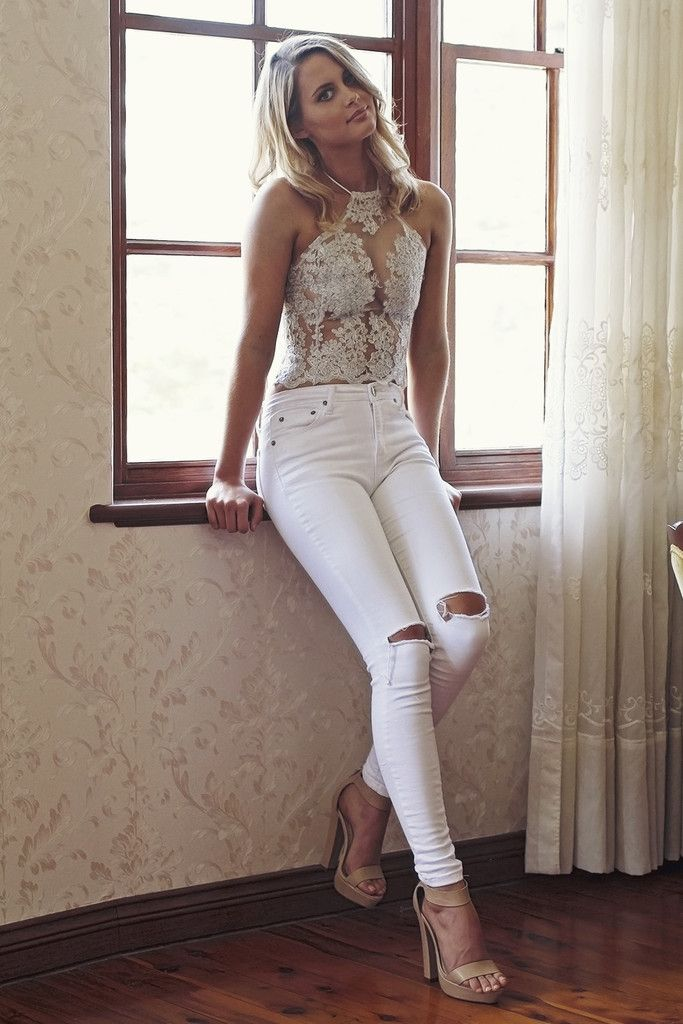 Got Me Torn Jeans. Shop now at- http://www.her-empire.com/collections/pants/products/got-me-torn-jeans