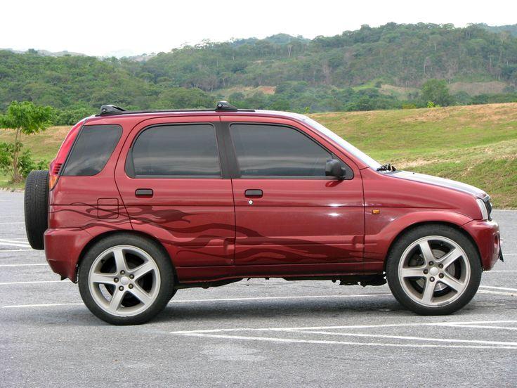 Daihatsu Terios Sport, 2004, Venezuela, Giuseppe.