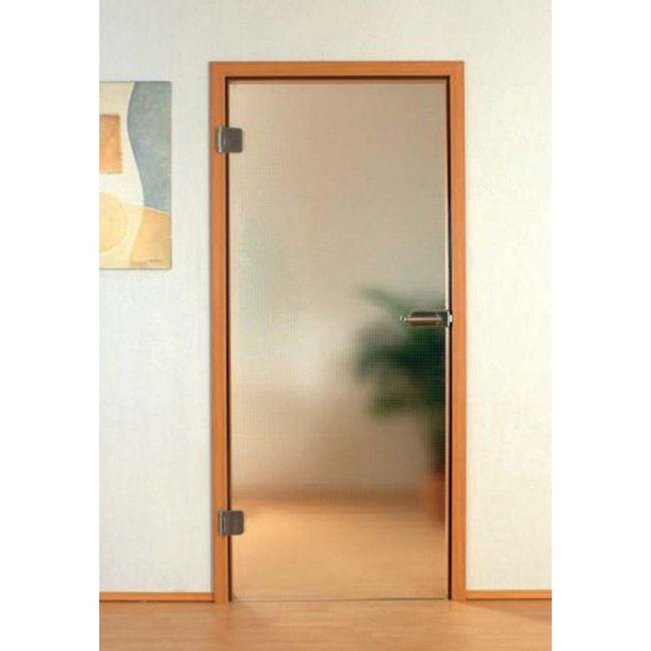 Interiérové skleněné dveře pro vaše moderní domy a byty