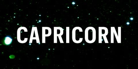 Capricorn Monthly Horoscope (July) 2017