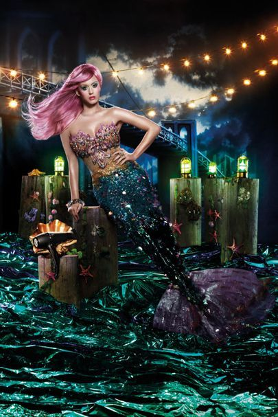 """[link url=""""http://www.glamourmagazine.co.uk/celebrity/biographies/katy-perry""""]Katy Perry[/link]'s latest ghd shoot, to launch their first hair dryer ghd Air, is her best to date (in our opinion...). She said of the mermaid-style shoot: """"It was fun – I got to have purple hair which foreshadowed the real purple hair I had last fall"""".  [i]Photograph by David LaChapelle[/i] [link url=""""http://www.glamourmagazine.co.uk/beauty-and-hair/hair-trends/hairstyle-ideas-pictures""""]100 HOT NEW…"""