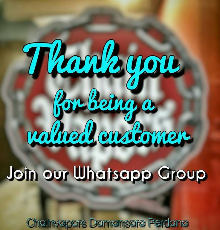 For all your vaping needs please call or whatsapp us. Also we have created a whatsapp group for our customers so you can still get your vape on.  Please leave your number if you want to be included in the whatsapp group.  THANK YOU FOR YOUR SUPPORT!  Chainvapors.dp @chainvapors.dp  Chain Vapors DP 66-1 Jalan PJU 8/5B Bandar Damansara Perdana 47820 Petaling Jaya Selangor Darul Ehsan  Operating Hours: 12pm - 12am Saturdays to Thursdays 3pm - 12am Fridays  Contacts:- 60124444188 601136955895…