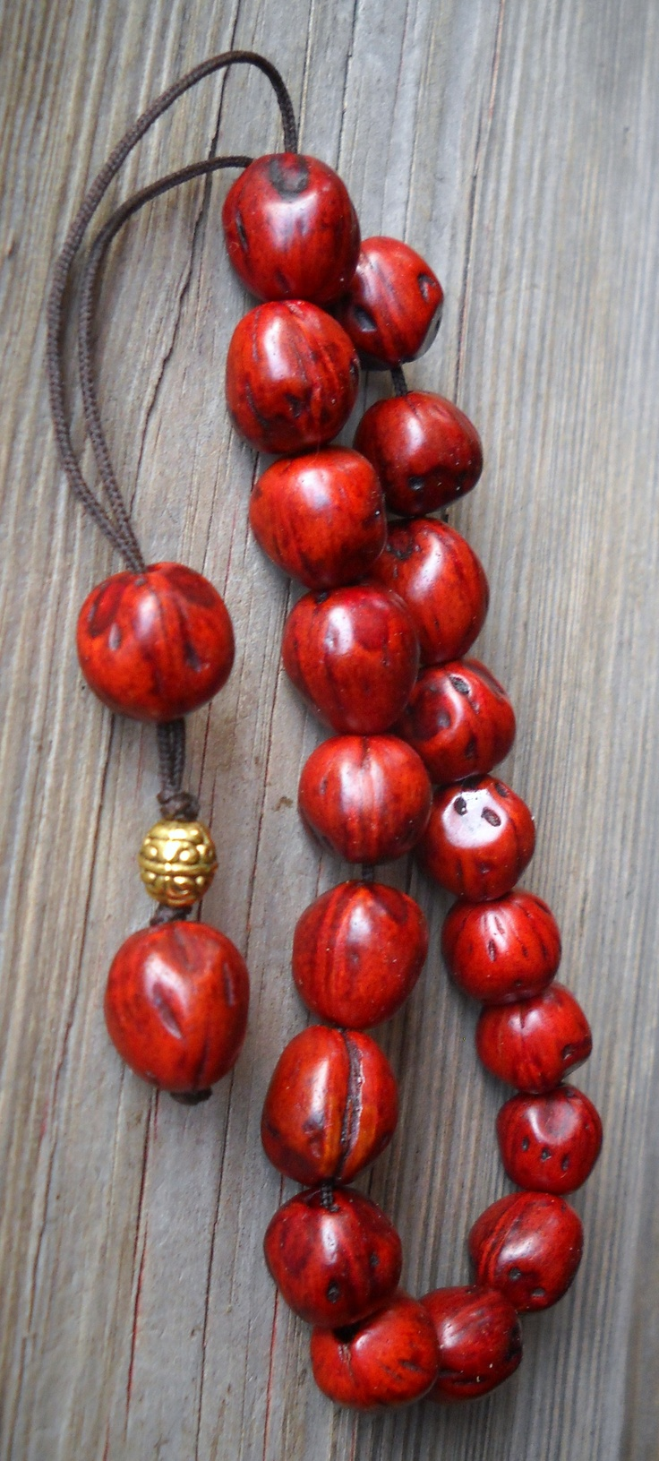 aromatic nutmeg fruit Worry beads,kompoloi