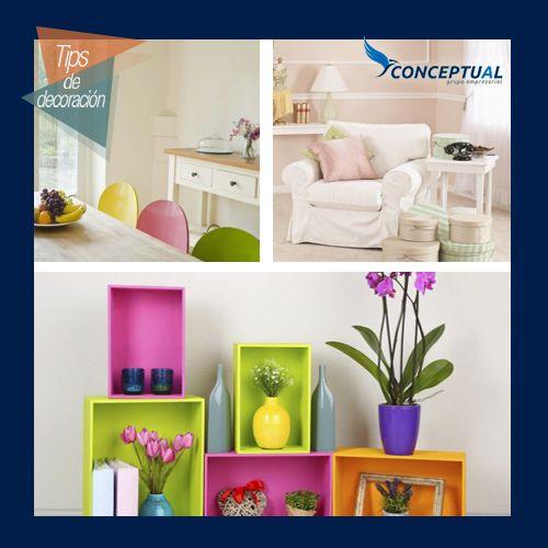 Si quieres que la decoración de tu casa luzca acorde a la primavera, vas a necesitar de estas ideas para decorar el hogar en primavera.
