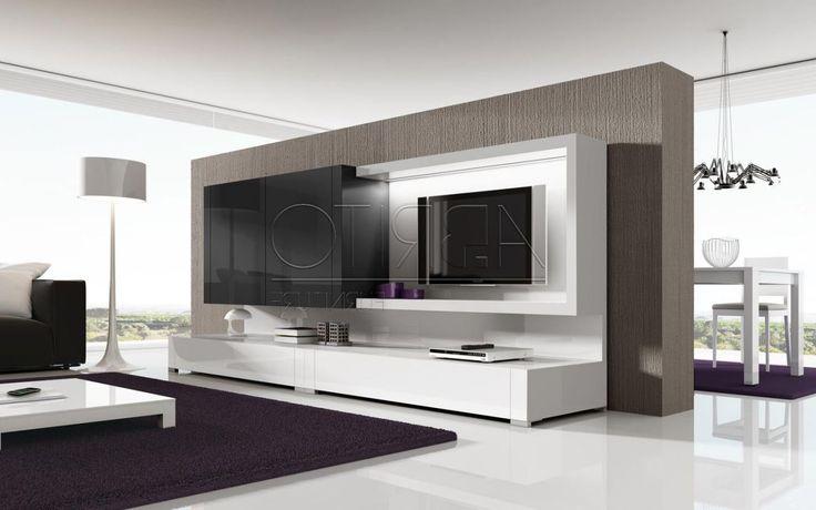 Modern TV Wall Unit Designs